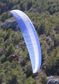 Параплан для пилотов высокого соревновательного уровня